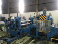 Slitting Machine for Any Grade of Stainless Steel