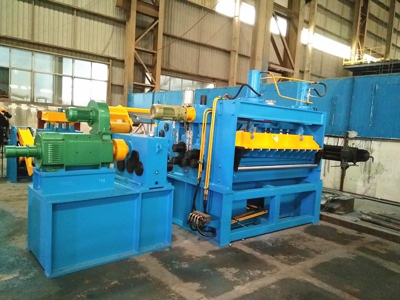 Steel Coil Slitting Machine For PPGI,SS,Aluminum