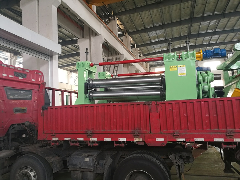 Hr Slitting Line with Two Slitting Seats