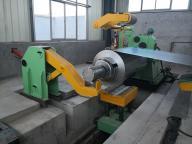 Steel Cut To Length Line