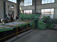 Steel Cut To Length Machine