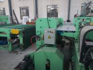 Flat Roll Steel Cutting Line