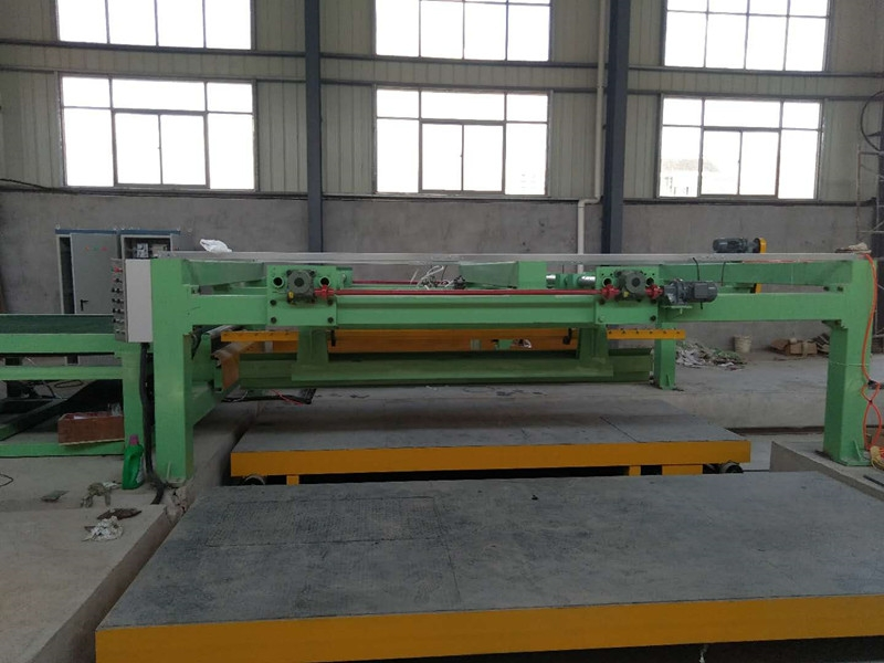 Hydraulic Cuting to Length Leveling Line