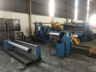 Galvanized Steel Slitting Line