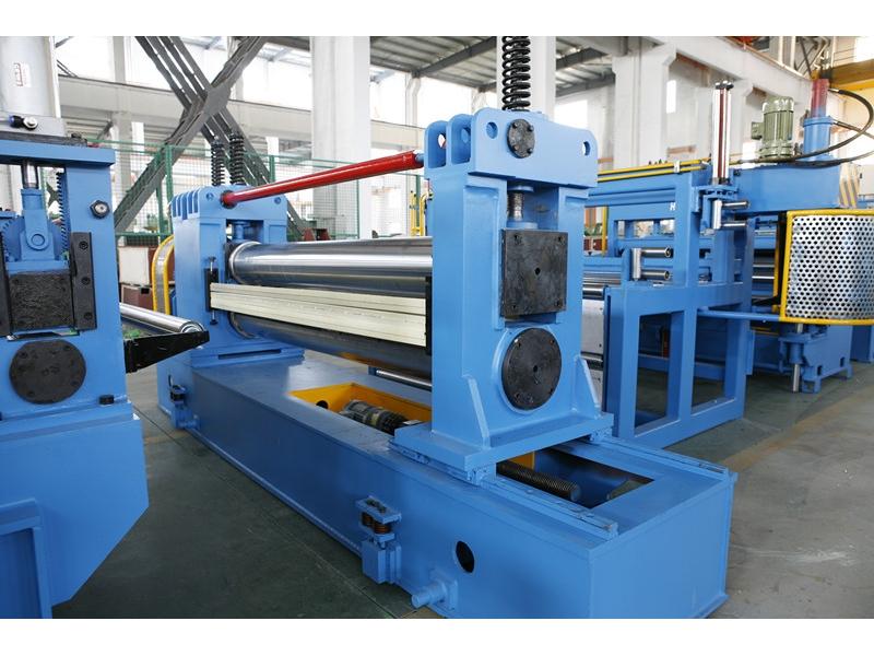 Metal Steel Coil Slitting Machine Line