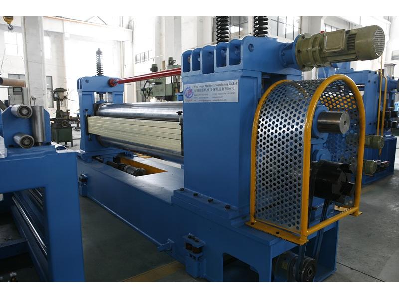 Hydraulic Steel Slitting Line For Hot Rolling Steel
