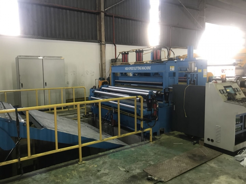 High Quality Cutting To Length Machine