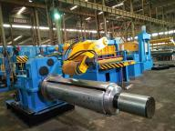 Aluminum Rolling Coil Slitter Production Line
