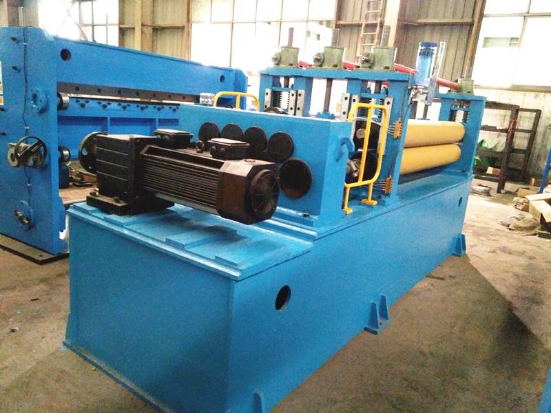 CR Stainless Galvanized Steel Coil Slitting Line