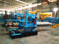 Stainless Steel HR Coil Cutting Machine