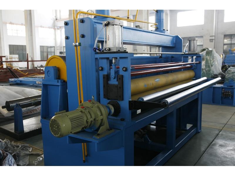 Silicon Steel Coil Slitting Machine Line