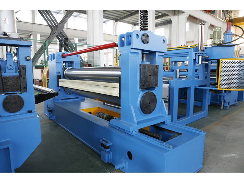 Steel Slitting Machine Line For Metal Industry