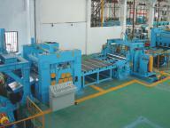 Wuxi Steel Coil Cutting Machine