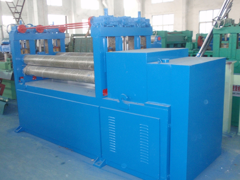 Cut To Length Line With Rotary Shear