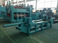 HR Rolling Steel Cut To Length Machine