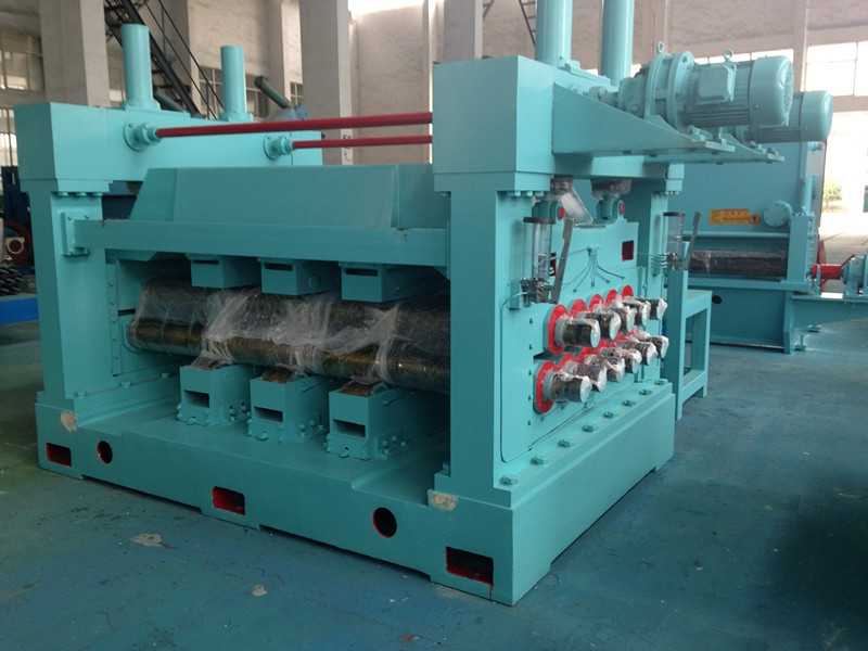 HR Rolled Steel Cut To Length Machine