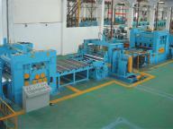 Rotary Shear CTL Line