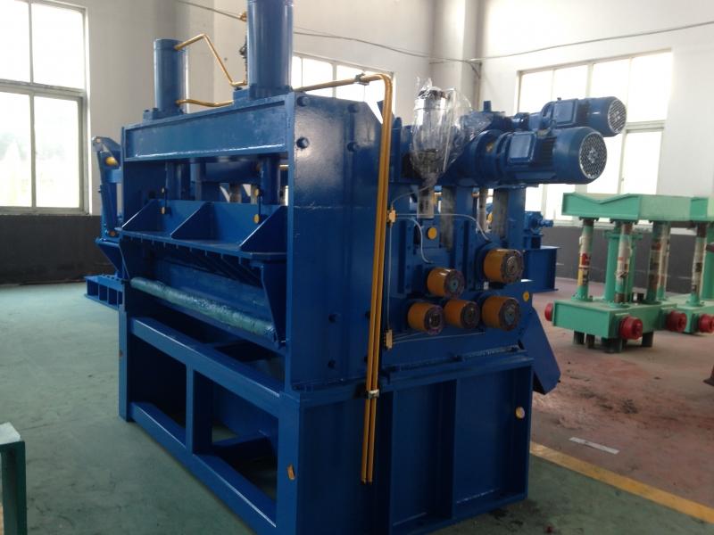 Slitting Machine For Slitted Steel Coils
