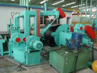 12 mm Thickness Slitting Line