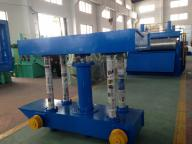 CR and HR Coil Steel Blade Slitting Machine