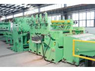 Combined Slitting And CTL Production Line
