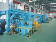 High Speed Rotary Shear Line