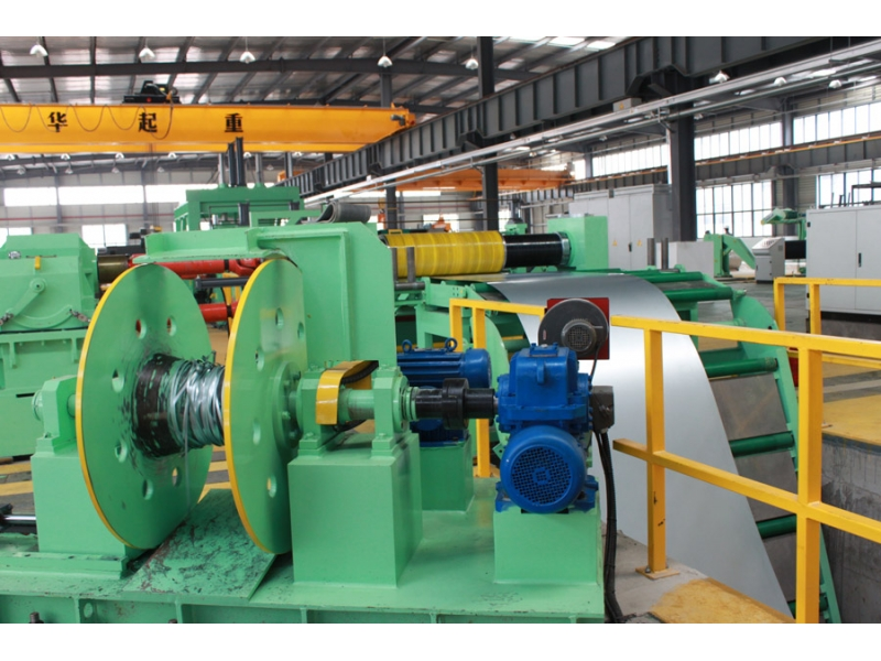 Hydraulic Steel Coils Slitting Line