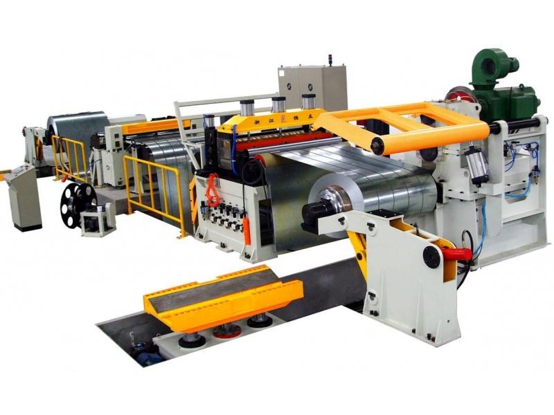 Thick Plate Slitting Machine Line