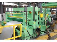 Color Steel Sheet Slitting Line
