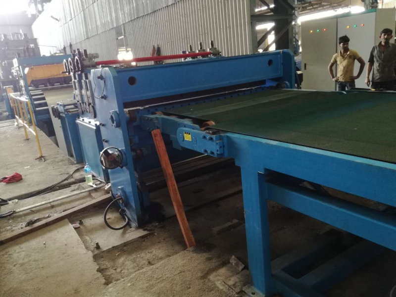 Metal Coil Cut to Length Lines