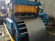 Steel Cutting Machine Ctl Line Metal Materials