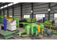 CR Metal Narrow Slitter Line