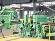 Stainless Steel Sheet Cut To Length Line