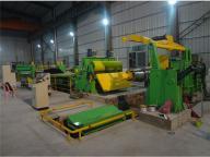 Metal Coil Slitting Line Machine