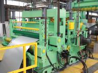 PPGI Coil Cut To Length Line