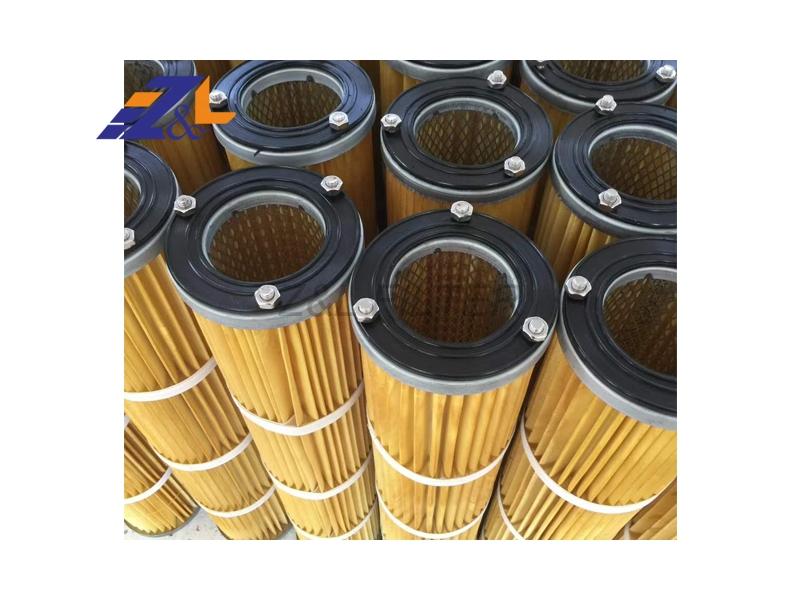 Sintering Metal Powder Cartridge Filter for Industrial Used