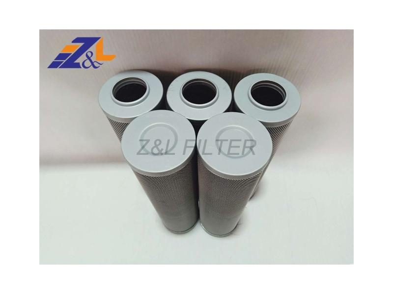 Chinese manufacture Z&L HDX-250*20w  Crane filter hydraulic oil filter cartridge industrial oil