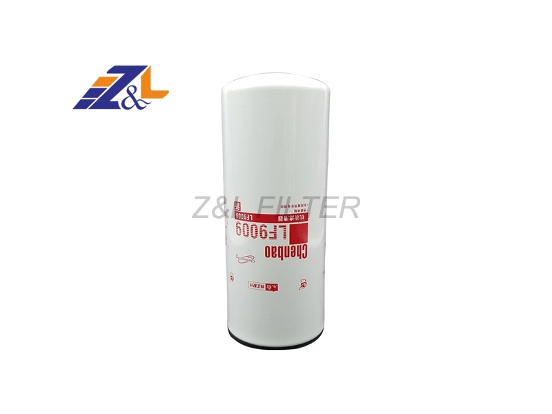 For truck parts lube oil Filter element high quality china manufacture  oil filterLF9009