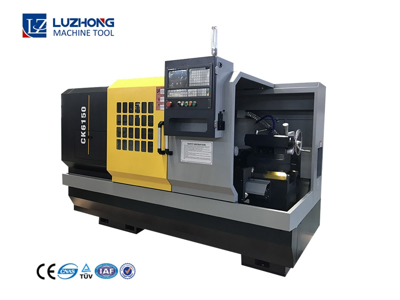 CNC Lathe Machine For Metal CAK6150V