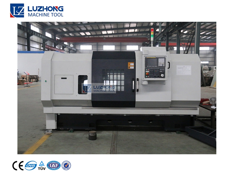 Cnc Lathe Servo Turret CK6180 Heavy Duty Lathe Machine