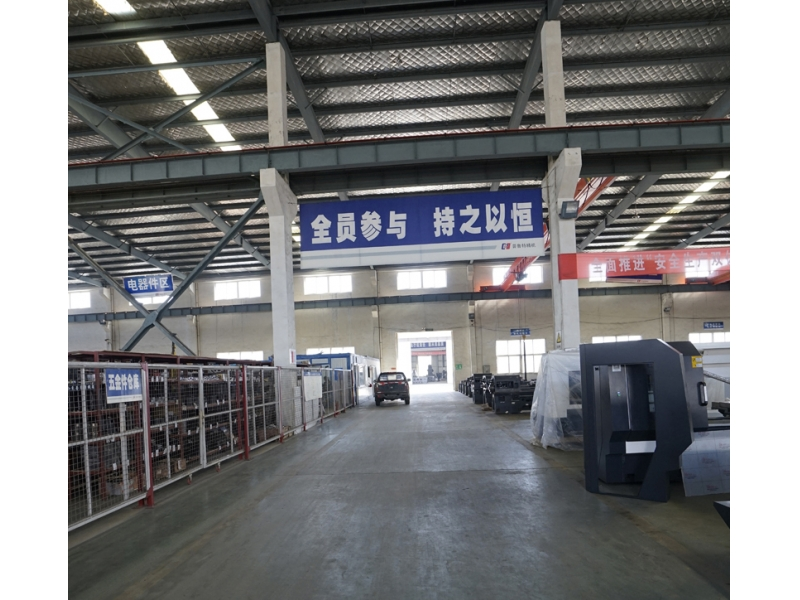 Tengzhou Luzhong Machine Tool Co.,ltd.