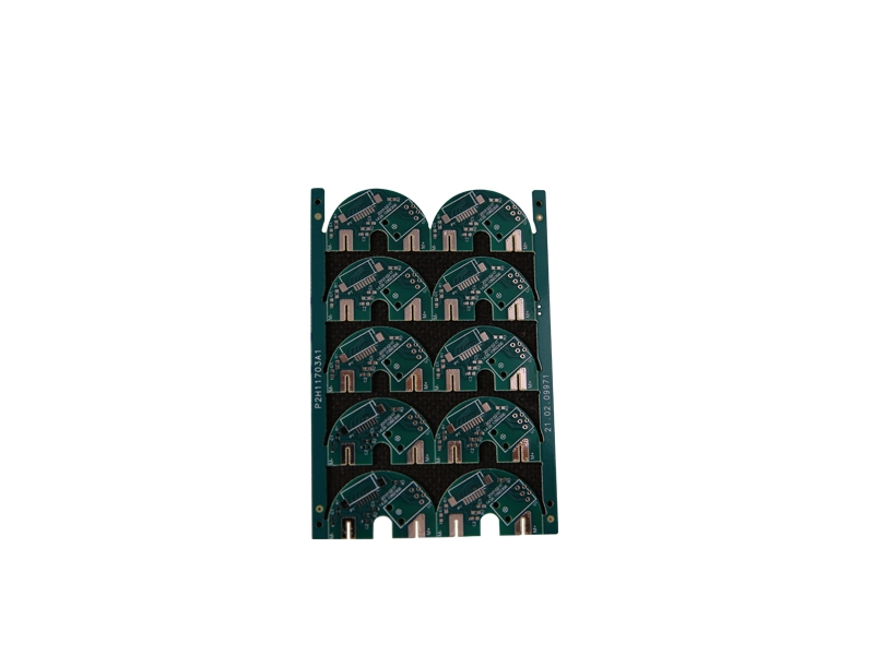 HDI green solder mask OSP printed circuit board