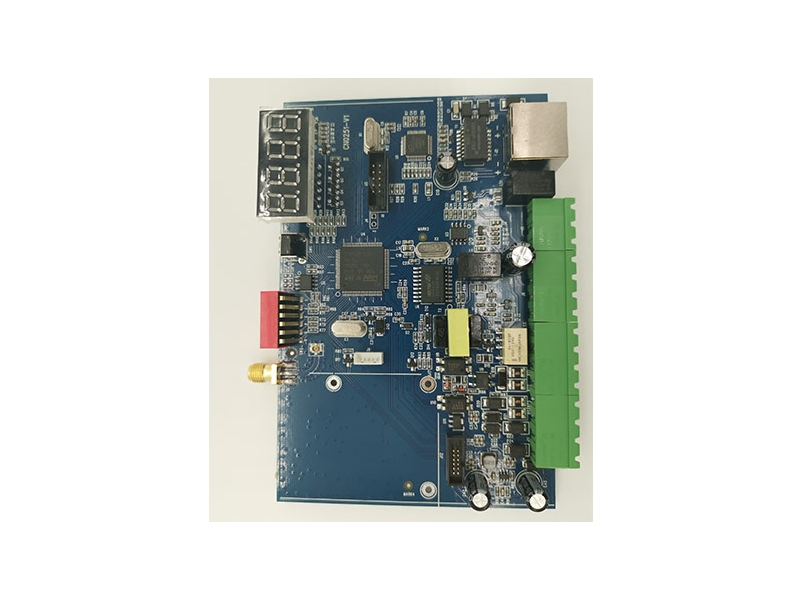 Double side high TG PCB assembly 0201 components