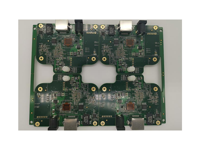 SMT DIP best quality 6 layers 0201 PCB assembly
