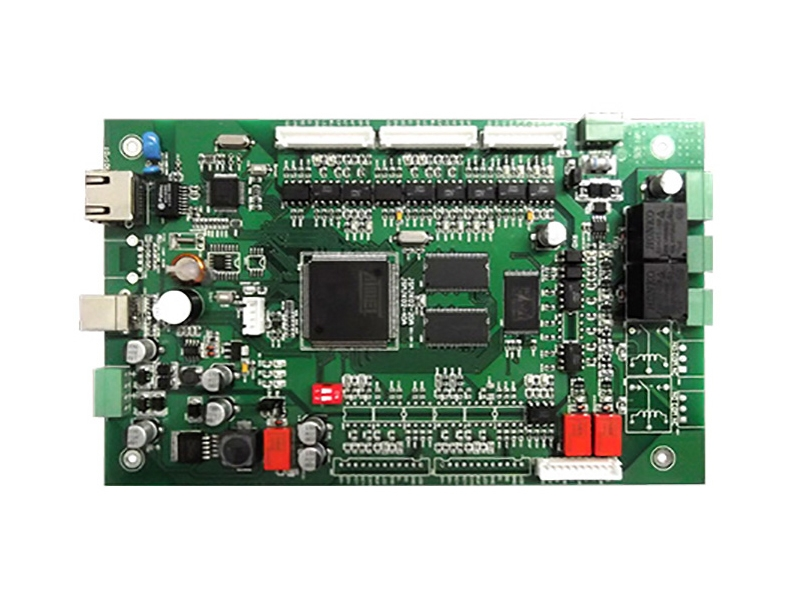 Custom high precision electronic SMT PCB assembly service