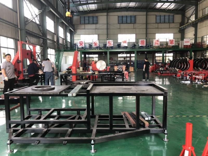 Wuxi Laijuda Plastic Pipe Welding Equipment Co., Ltd.