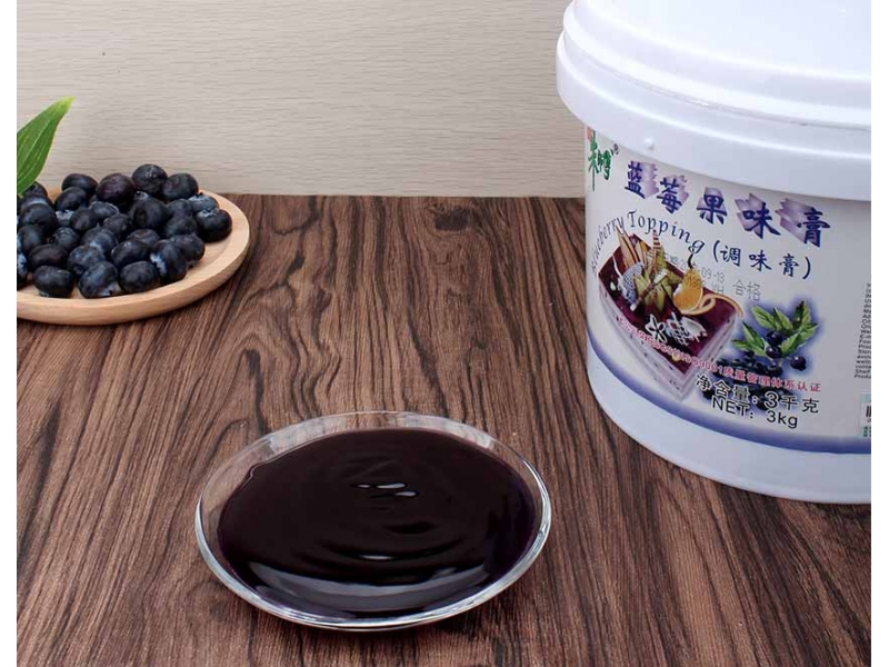 Blueberry Topping(3kg)