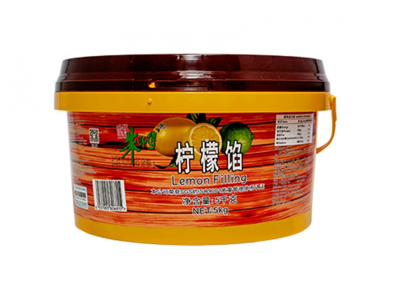 Lemon Filling Jam Fruit Essence Flavor for Bakery 5kg