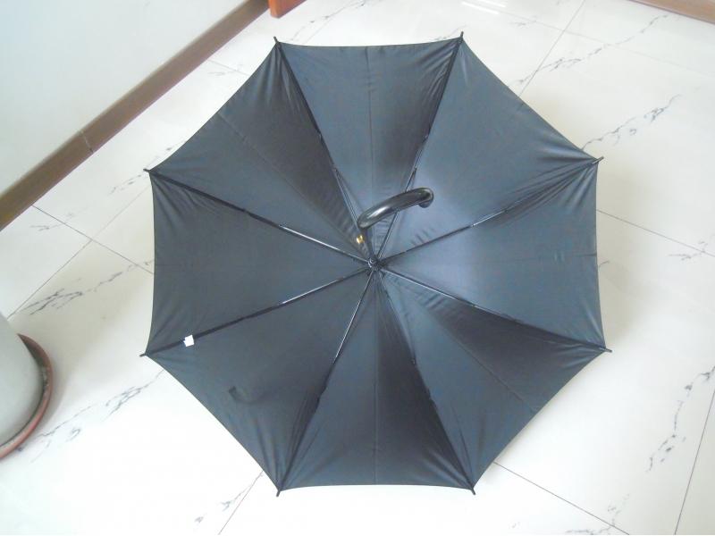 auto open straight umbrella