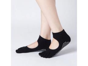 YHAO 2019 Custom Design Socks Dew Instep Five Toes Socks